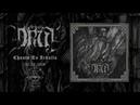 DRUJ - Ziggurat Ablaze (2018) Godz ov War Productions