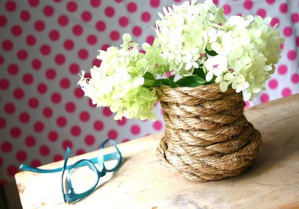 Идея для вазы