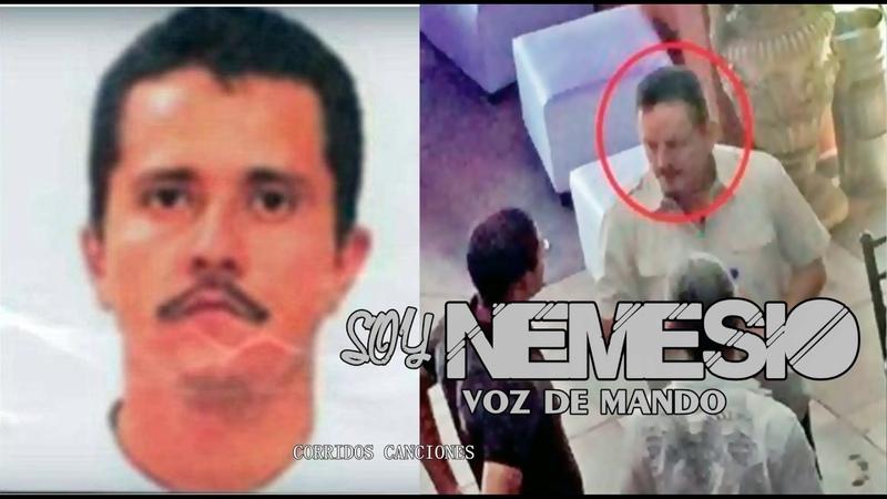 Soy Nemesio [El Mencho CJNG] - Voz De Mando (Corridos Nuevos)(2017)