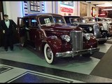 1938 Cadillac Sixteen V16 V-16 Sedan at The Klairmont Kollections on My Car Story with Lou Costabile