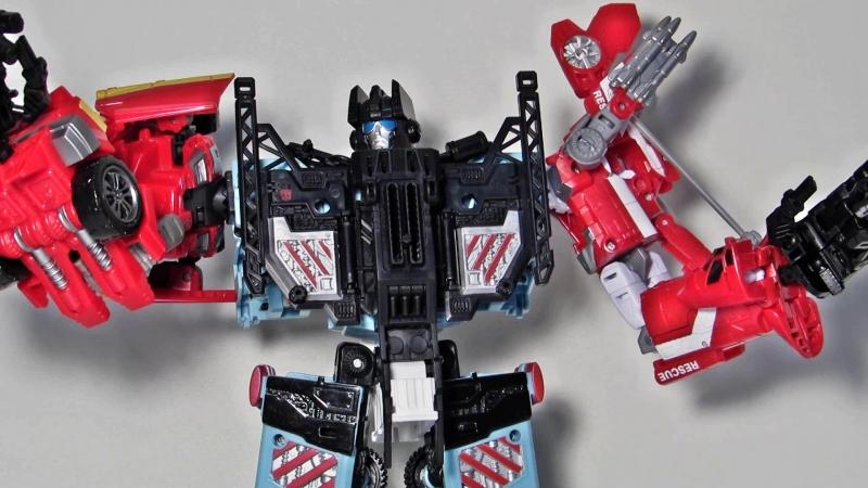 Combiner Wars random Autobot Gestalt