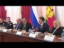 Губернатор Кубани пообщался с Героями России и вдовами защитников