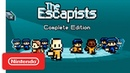 Релизный трейлер The Escapists Complete Edition Nintendo Switch
