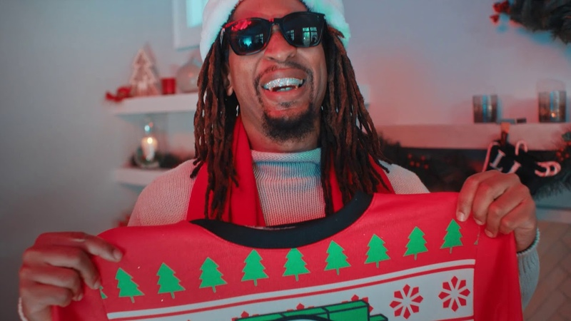 Lil Jon featuring Kool-Aid Man - All I Really Want For Christmas