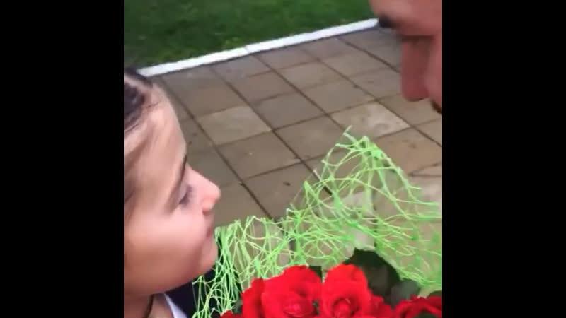 Любовь отца,она бесценна.❤️