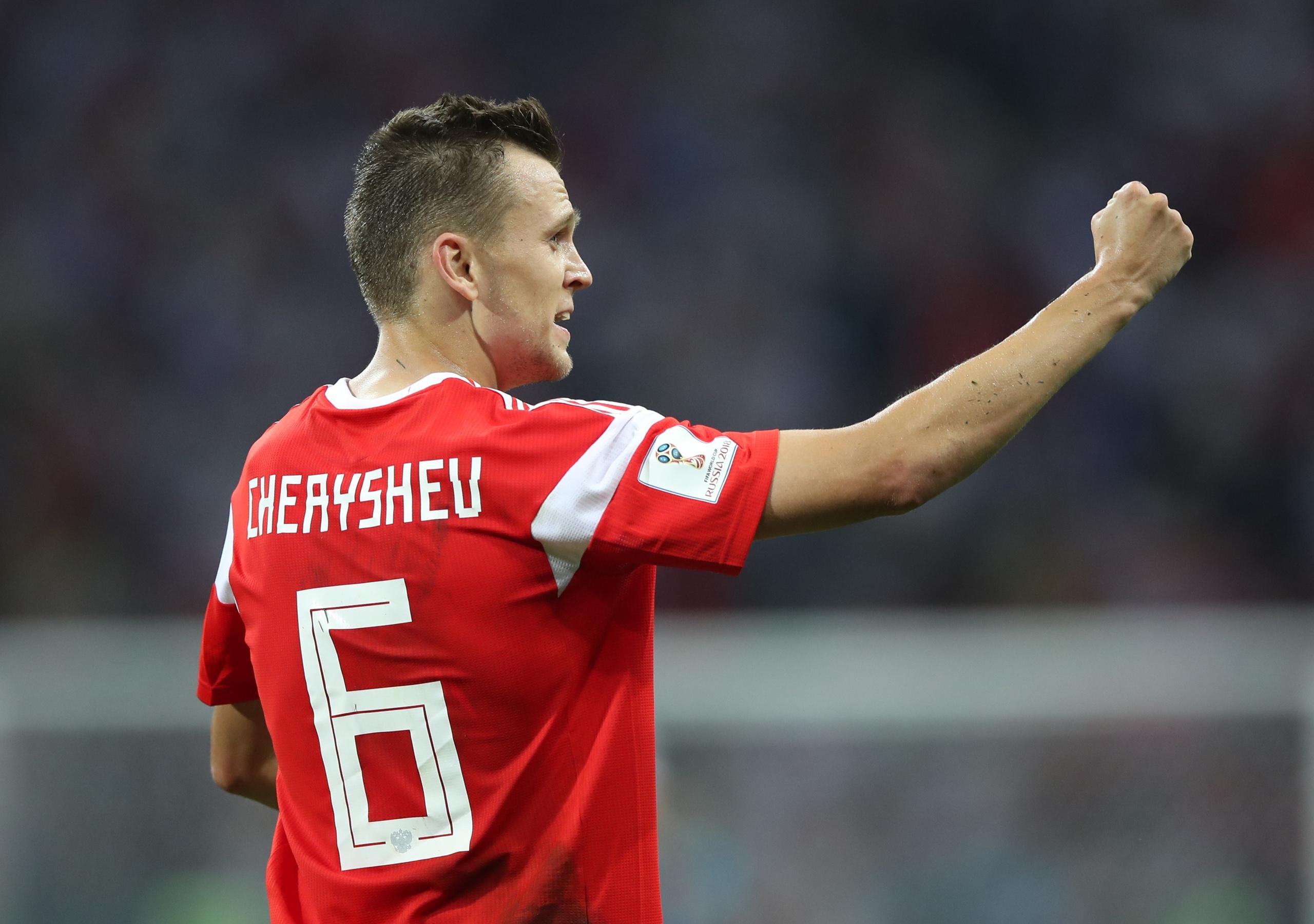 Черышев обратился к болельщикам сборной России перед матчем с Чехией
