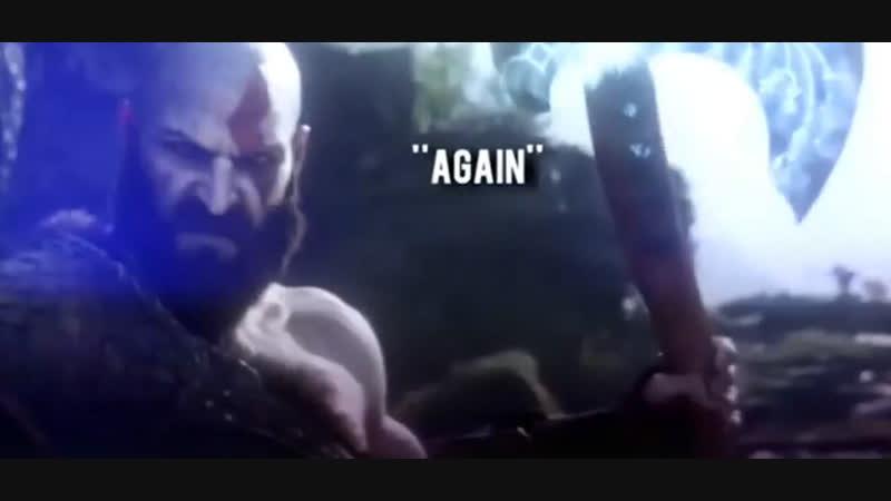 「⊱ god of war ⊰」 kratos atreus