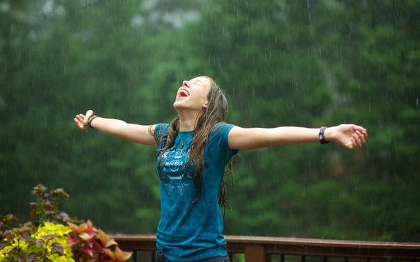 Дождь: польза и вред