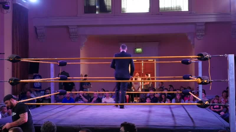 SWE The Southside Wrestling World Cup (1.07.2018)