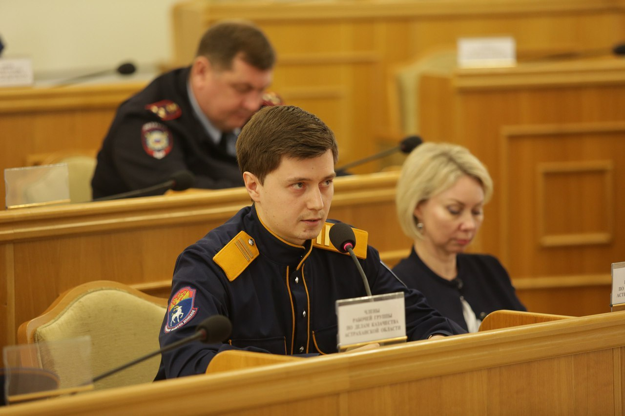 В Астраханской области обсудили развитие казачества MPqfBGvVWe0