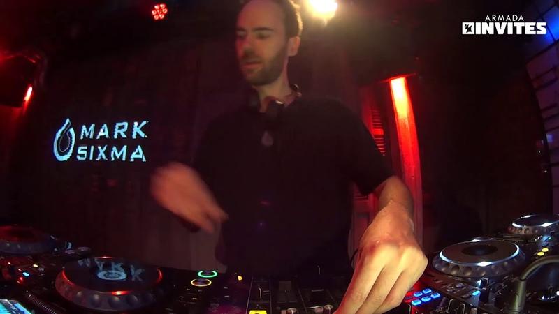 Armada Invites - Mark Sixma