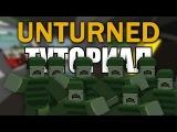[Unturned] Туториал. Как убежать от толпы зомби