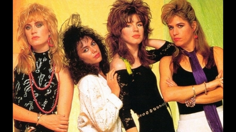 Magnificent musical seven The Bangles