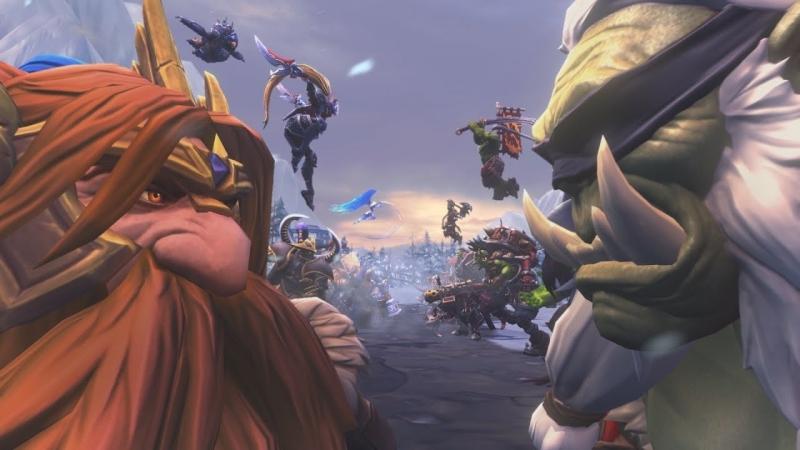 Heroes of the Storm. В ожидании Гранд финала