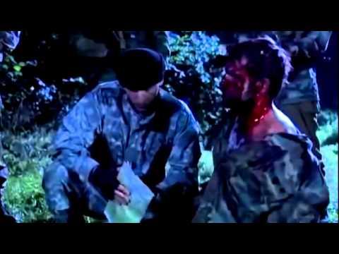 Стреляющие горы 4 серия (Худ. Фильм о войне в Чечне, Россия) Военные фильмы онлайн