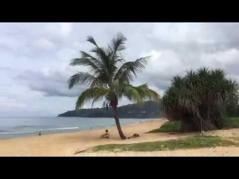 Таиланд Пхукет обзор пляжа 2016 год