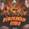 STED.D x Pyrokinesis | 01.12 – САМАРА @ZVEZDA