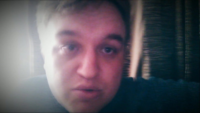 Видео от 22.03.2018. Еврейские педерасты хотят меня сделать сатанистом, точнее выставить таковым.