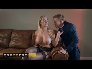 Brazzers big tit blonde amber jade craves big dick