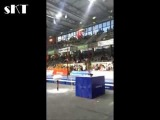 Aleksander Batinkov going crazy with new gymnastics element