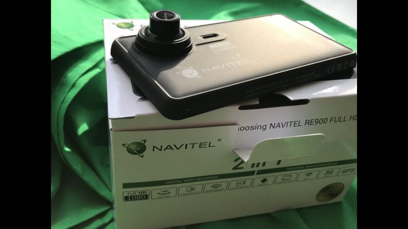 Навигатор Смартфон и Видеорегистратор Navitel RE900 3 в 1