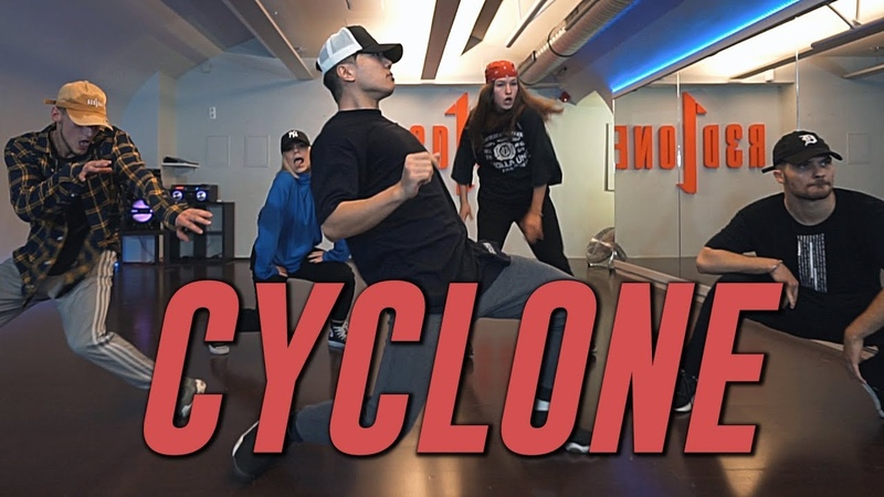 Baby Bash ft. T-Pain CYCLONE Choreography by Duc Anh Tran