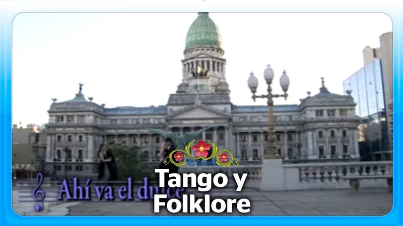 Tango Argentino Astor Piazzolla Ahi va el dulce [ bailarines profesionales ]