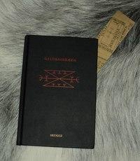 JDdSRd14rLo Исландский магический рукописный сборник Galdra skræða Skugga