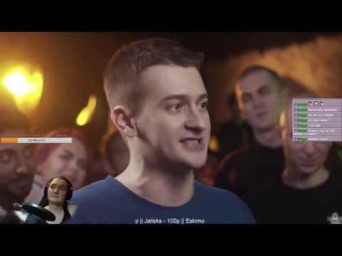 Реакция VERSUS: FRESH BLOOD 4 (Palmdropov VS Браги) Этап 5