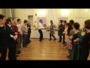 Исторические массовые танцы!