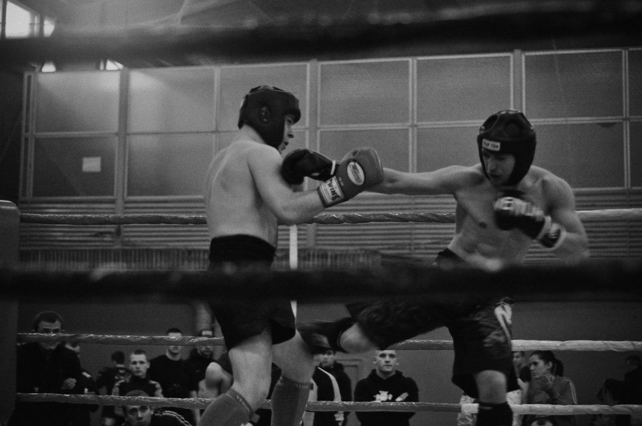 рукопашный бой, кикбоксинг