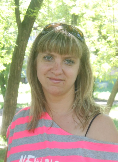 Оксана Зайцева, 7 января 1982, Луганск, id155832592
