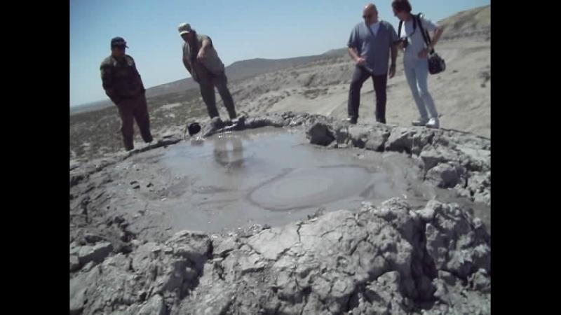 Грязевые вулканы Гобустана - 1