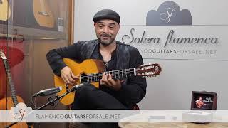 """La Invencible"" replica by Felipe Conde 2018 guitar for sale played by Jerónimo Maya"