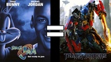 24 Reasons Space Jam &amp Transformers Dark of the Moon Are The Same Movie