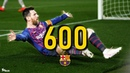Lionel Messi All 600 Goals for FC Barcelona HD