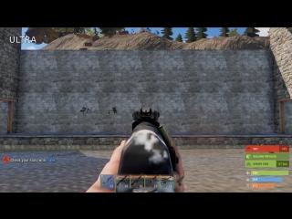 Rust AK47 Puck