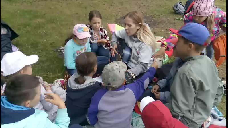 Наша любимая походная, лагерная песенка