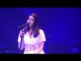 Lana Del Rey Honeymoon (Live @ LA To The Moon Tour Palacio Vistalegre)
