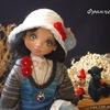 Авторские куклы Юлии Чечёткиной Lisa-VetaDolls