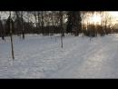7 декабря 2017 года Приморский парк Победы