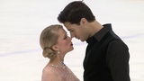 Kaitlyn WEAVER &amp Andrew POJE CAN Rhythm Dance Autumn Classic International 2018