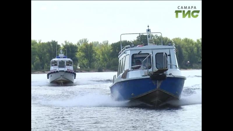 Искали нарушителей на воде Инспекторы ГИМС провели рейд