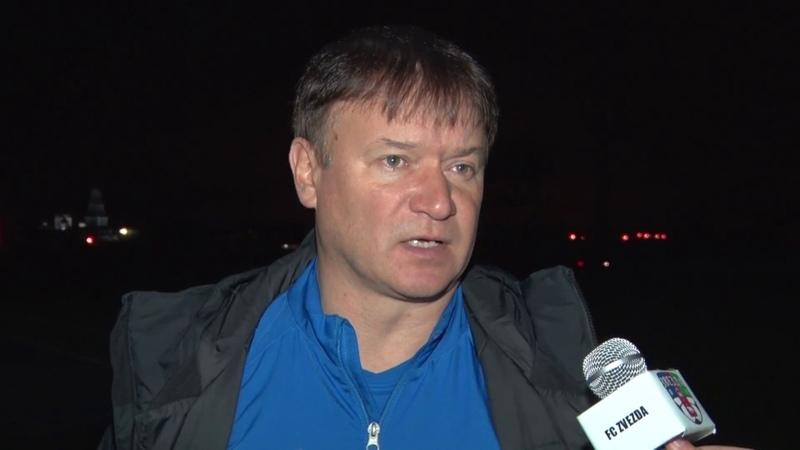 Константин Парамонов о матче «Сызрань-2003» - «Звезда»