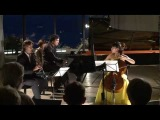 Brahms Trio for clarinet, cello and piano IV. Paul Meyer - Jing Zhao - Eric Le Sage