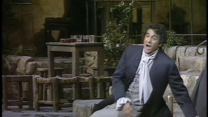 M.anon Lescaut- Royal Opera House- Domingo- Te Kanawa- 1983