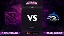 RU Power of MYSG AU vs Team Adroit Game 2 StarLadder ImbaTV Dota 2 Minor S2 SEA Qualifiers