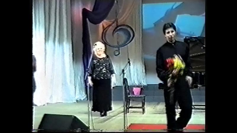 VTS_01_3 . ДШИ № 34 празднует свой тридцатилетний юбилей 2003 г. Северодвинск .