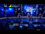 Filatov & Karas ft Masha & Лолита Волошина -  Лирика (Новая фабрика звезд) Фрагмент