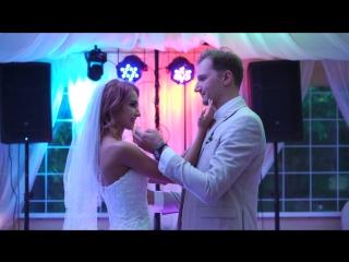 Свадебный танец с сюрпризом в конце / Даша + Денис